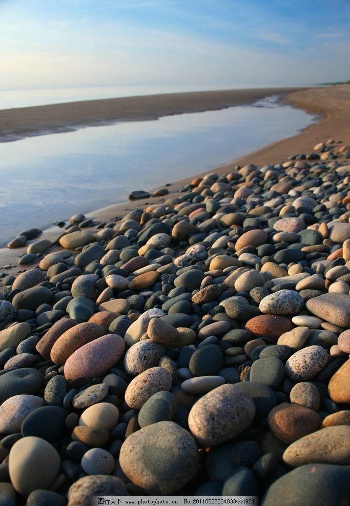 鹅软石图片