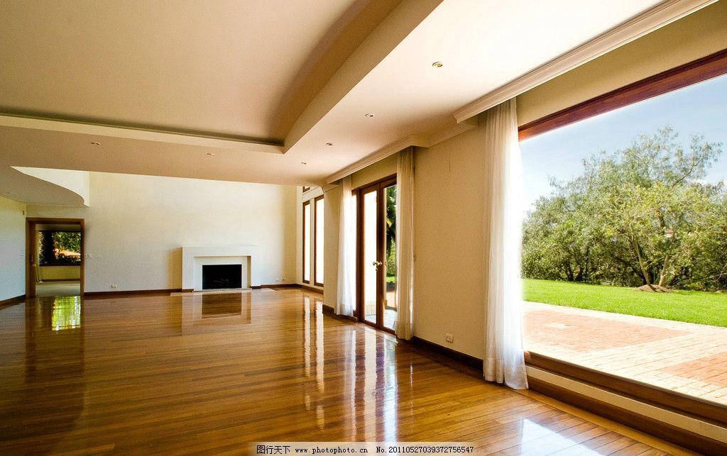 地板 窗户 树木 室内设计 室内装修 室内装潢 室内摄影 建筑园林 摄影