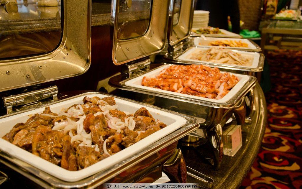 自助餐 自助餐厅 餐厅一角 如家餐厅 美食自助餐 快捷酒店 传统美食
