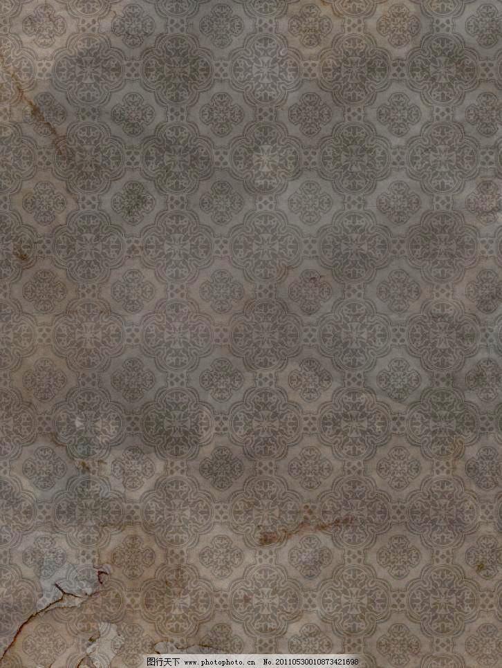 欧式花边 复古怀旧纸张背景 墙纸 花纹 花边 复古花纹墙纸 羊皮纸