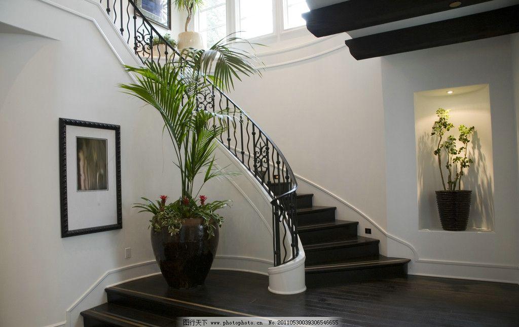 楼梯 扶手 木楼梯 室内装潢 室内设计 室内装饰 家居生活 室内摄影 建