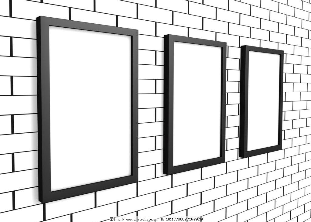 展厅设计 展厅模板 展厅 展览 画廊 室内 作品展览 展示 画展 画框 布