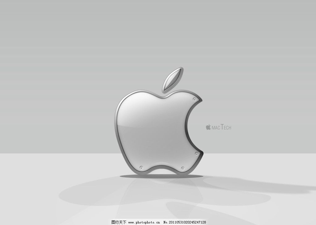 苹果桌面图片