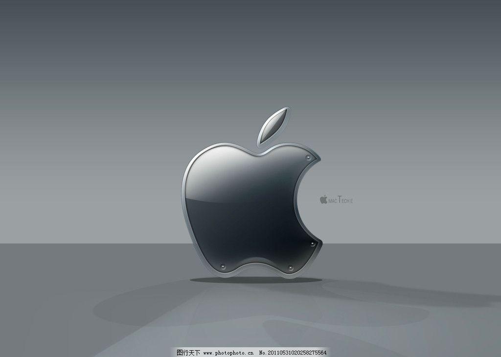 苹果x可爱壁纸