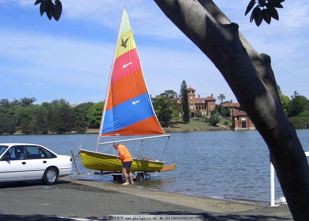科技小作品制作方法,制作小帆船