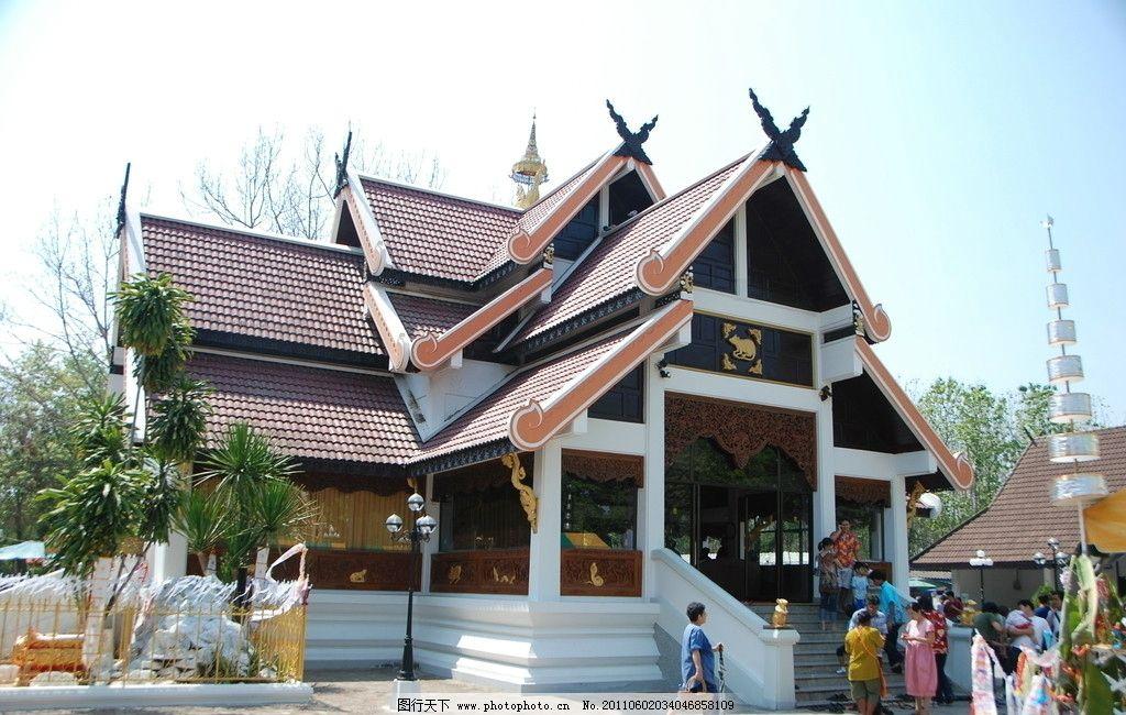 泰国寺庙 泰国 佛塔 寺庙 泰国建筑 国外旅游 旅游摄影 摄影 300dpi
