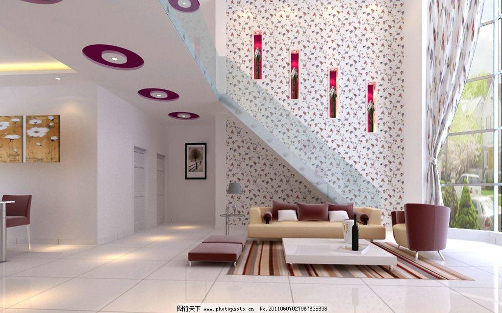 室内效果图 室内        装修 沙发 灯 室内设计 环境设计 设计 600