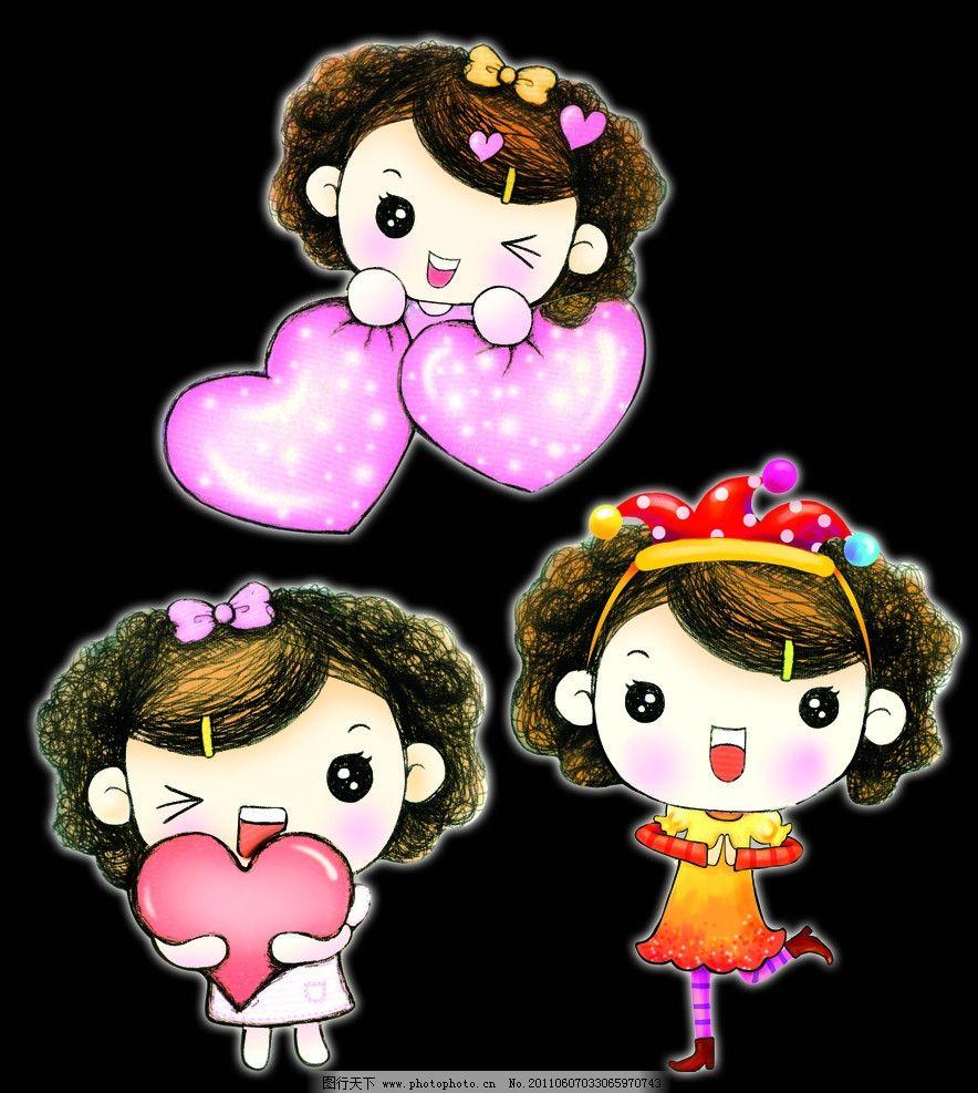 可爱小女孩图片 可爱小女孩