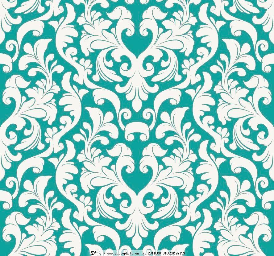 古典欧式花纹图片