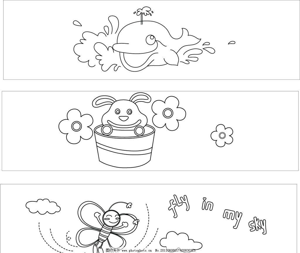 手绘插画 动物图片_游戏界面