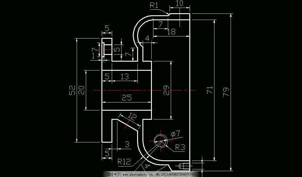 机械制图图片