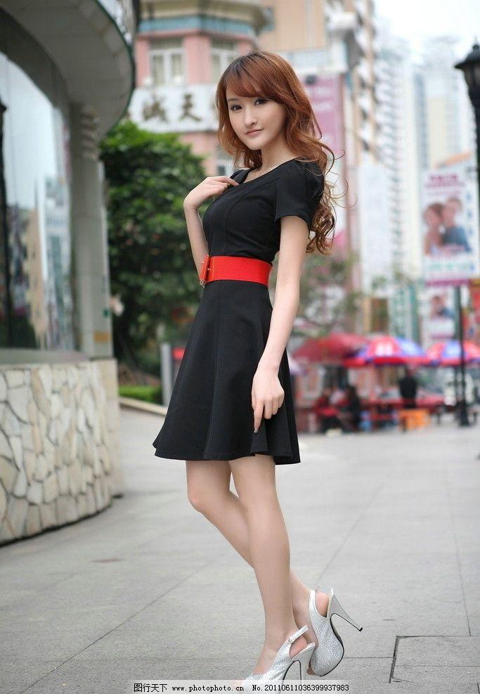 时尚女装 美女 女性 衣服 裙子 服装设计 模特 职业人物 摄影