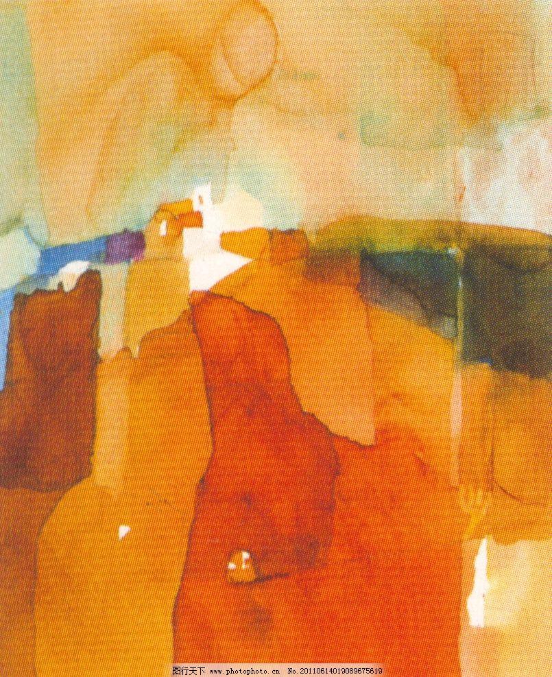 抽象画 色彩油画 无框画 装饰画 抽象画油画 油画 线条 抽象线条 抽象