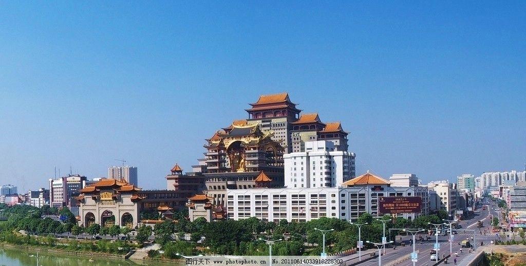 广西玉林标志性建筑图片