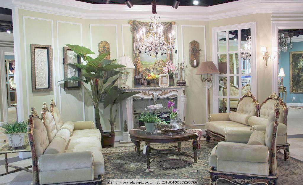 装饰 欧式客厅装饰图片素材下载 欧式客厅装饰 欧式      布景 装饰