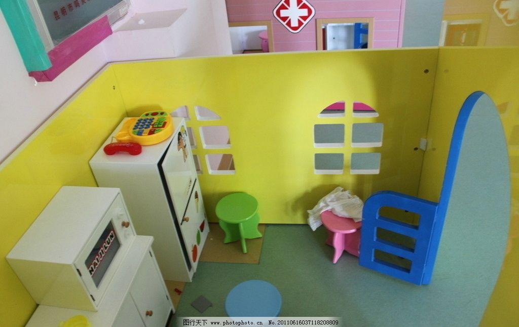 幼儿园情境设计 幼儿园 区角 角落 小朋友 柜子 椅子 凳子 情境设计