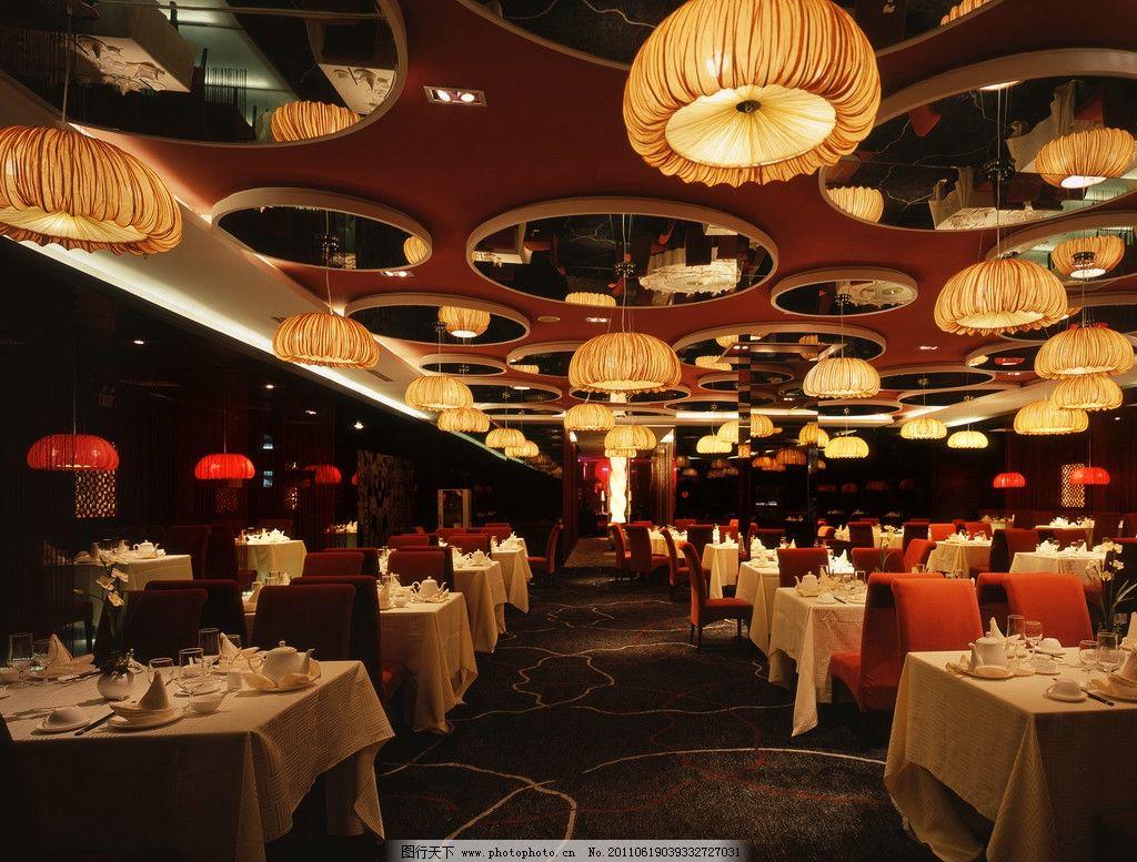 餐厅 宴会厅 大型餐厅 餐厅室内设计 室内设计 室内摄影 建筑园林