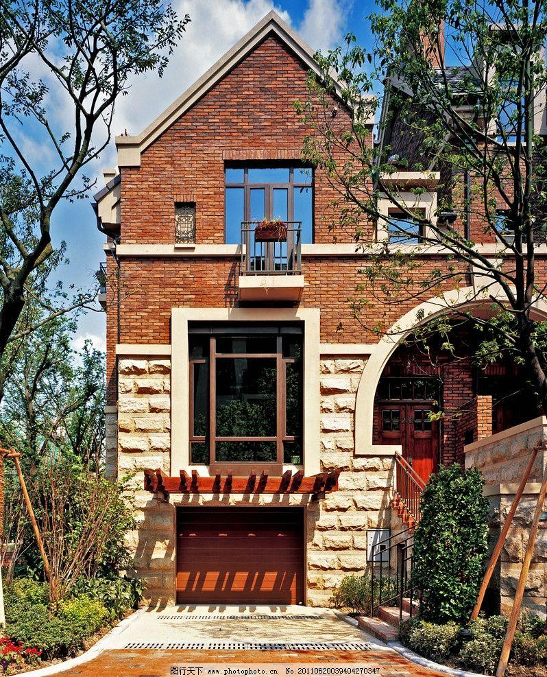 欧式建筑 欧式别墅 欧式风格建筑 城堡 地中海建筑 景观 绿化