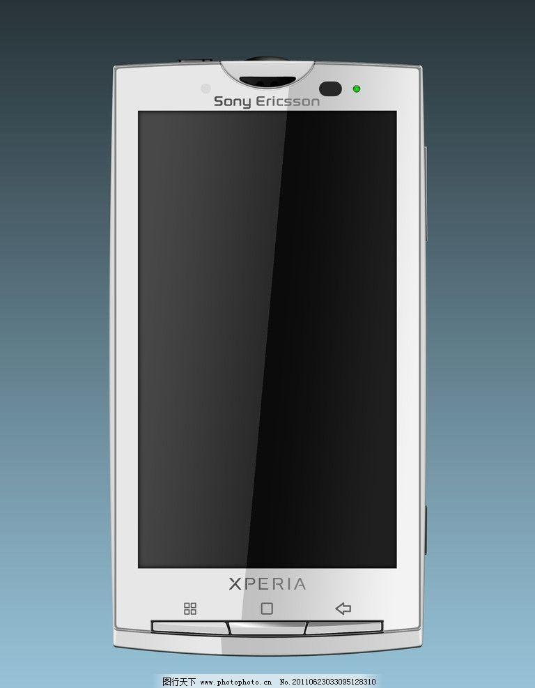 sony手机图片