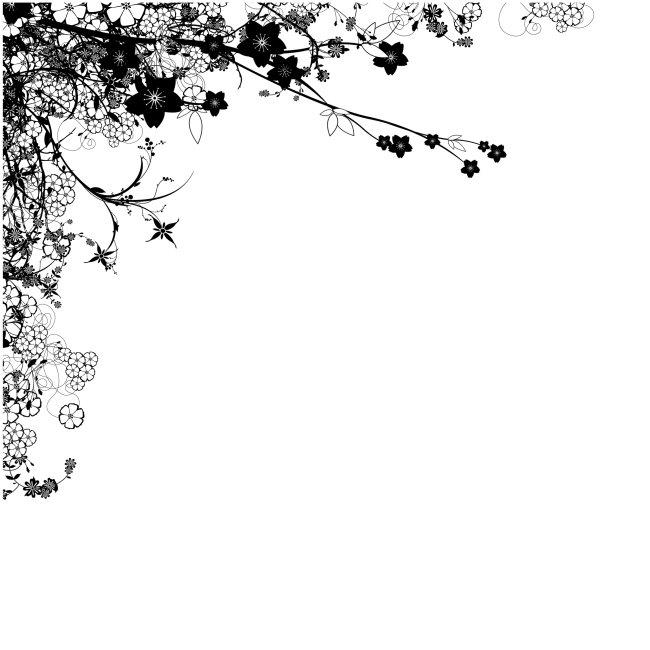 ps素材免费下载 ps素材 花边 花边边框 花边素材 ps素材 花边 花边