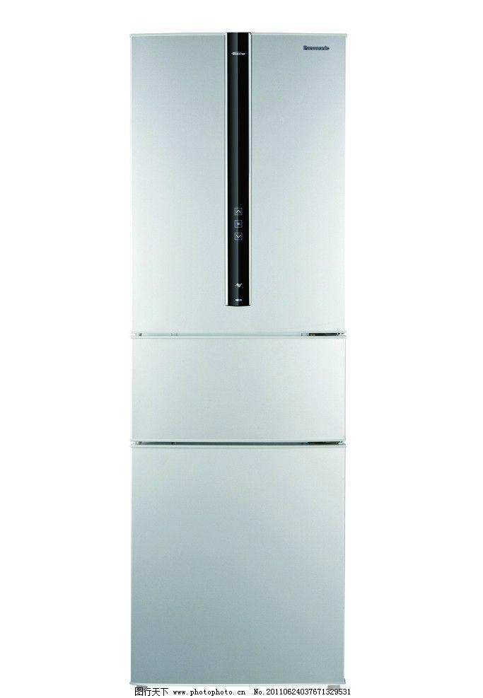 电冰箱 直立式 超大容量 数字显示 冰水制作 食品冷藏 保鲜 冷冻 多种