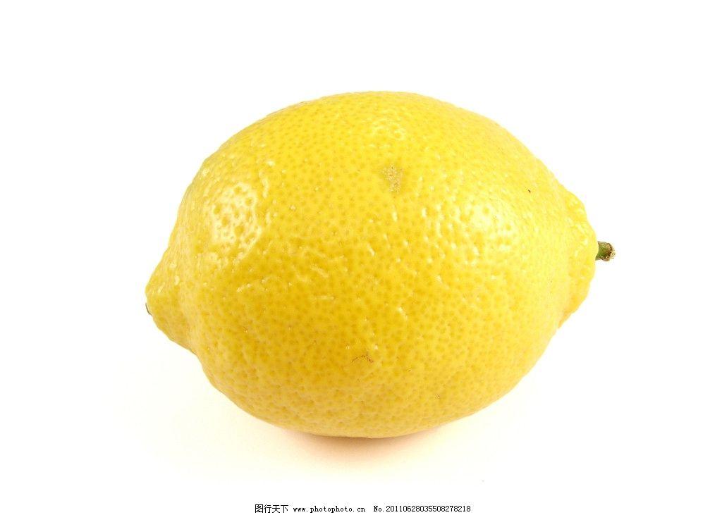 柠檬 水果 桔子 维生素 黄色 橘子 橙子 酸 生物世界 摄影 300dpi jpg