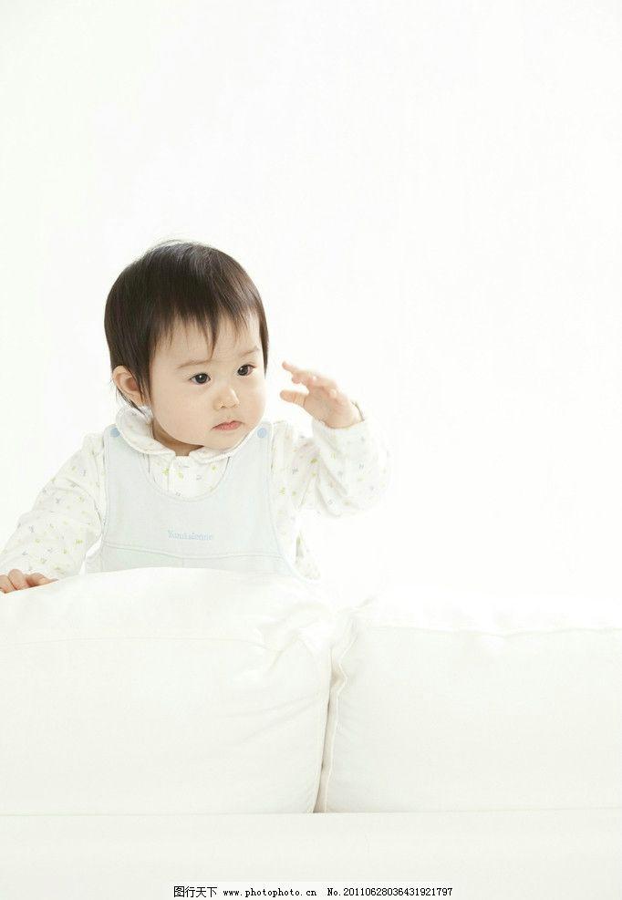 可爱宝宝写真图片