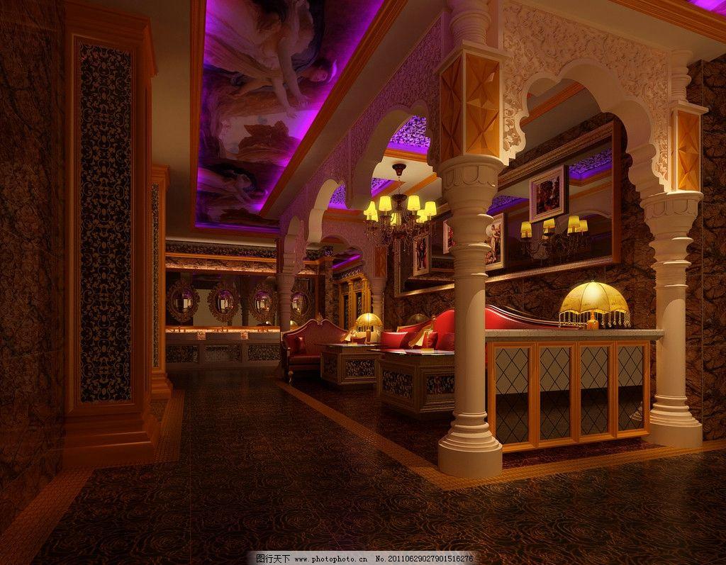 酒吧衛生間設計效果圖圖片