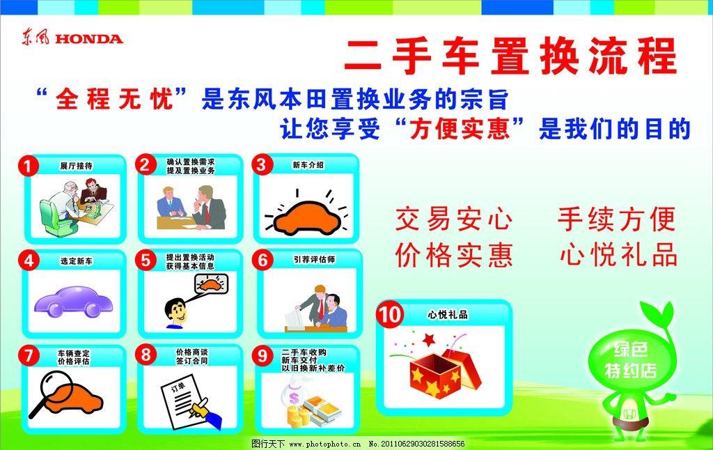 广汽logo 宣传单画面设计 dm宣传单 广告设计 矢量 cdr