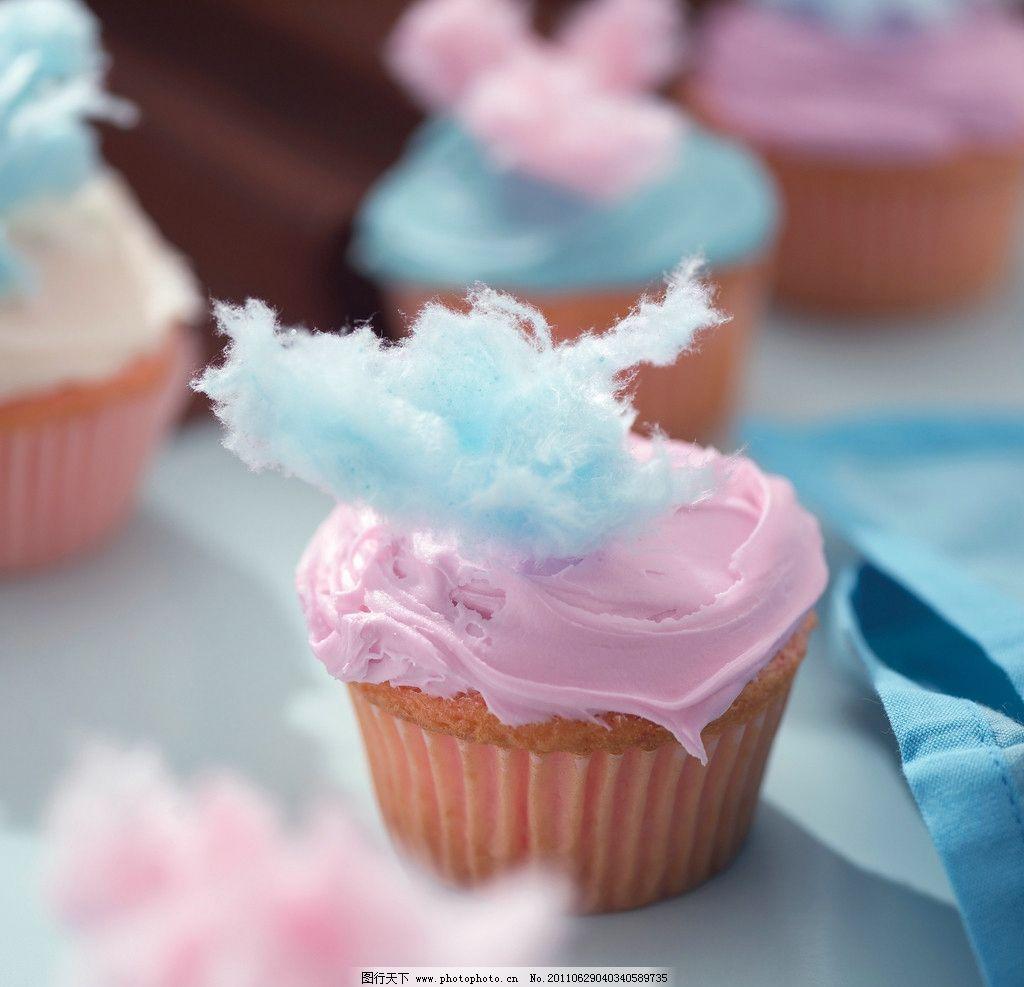 冰激凌 糕点 棉花糖 蛋糕 彩色糕点 西餐美食 餐饮美食 摄影
