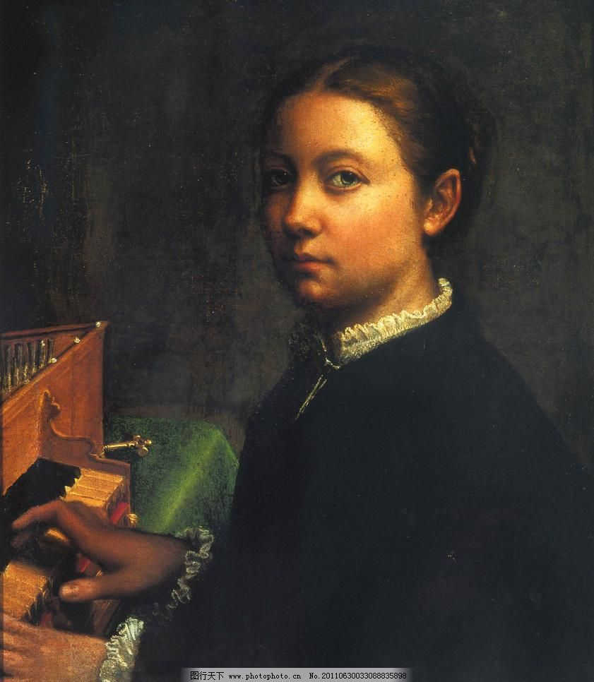 弹钢琴 弹钢琴图片免费下载 古典人物 绘画书法 欧洲名画 文化艺术
